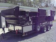 Custom Cooker Trailer